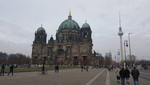 Berlin cathedral, berlin buildings