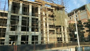 Commercial scaffolding, kathmandu construction, nepal construction