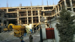 Commercial construction, kathmandu construction, nepal construction