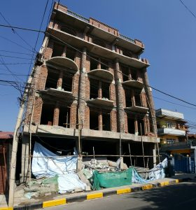 Pokhara construction, Nepal construction, commercial construction