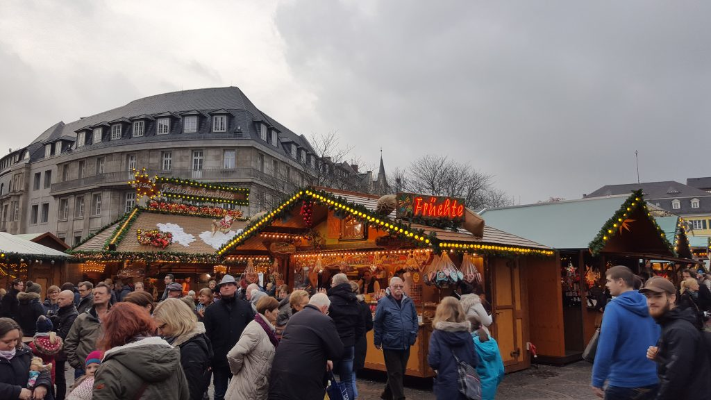 Bonn xmas markets, Germany Christmas markets