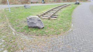 track track Bonn, railroad bonn germany