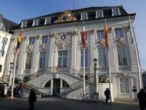 Bonn's town hall,