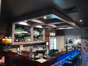 Burrito Bar, Fix It Up, shop fitting, shop fitter