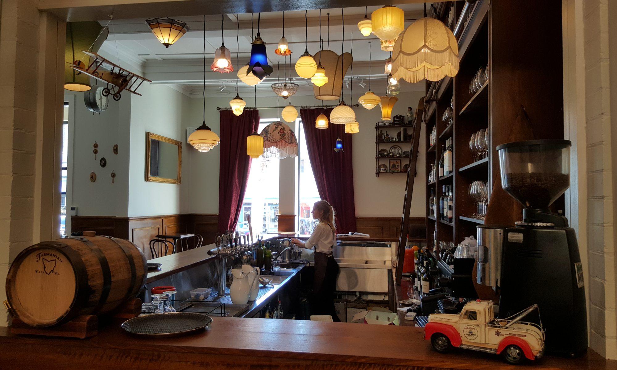 Electric Avenue Jr bar