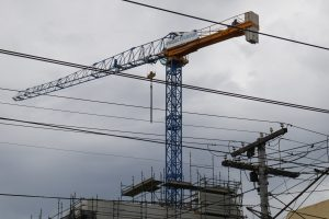 topless raimondi cranes in melourne