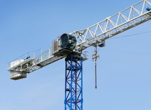 Raimondi's MRT234 flattop crane