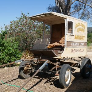 Bread Builders sourdough wagon