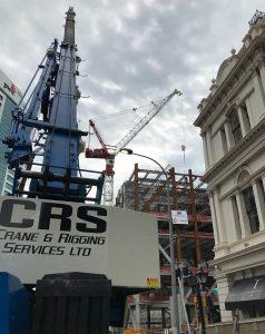 CRS Crane Hire Kato KR25H-V