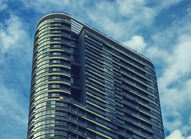 Opal Tower Sydney